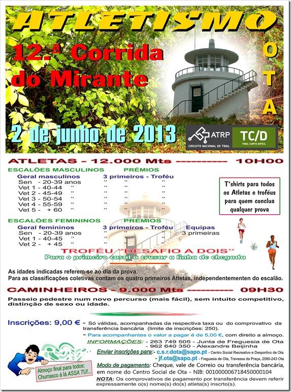 Progr. Corrida Mirante 2013 (versão 29.05.13