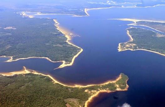 Rio Arapiuns, Santarém - Parà