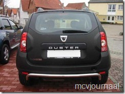 Dacia Duster Darkster 16
