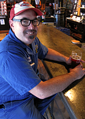 image of Barney Brennan courtesy of Full Sail Brewery