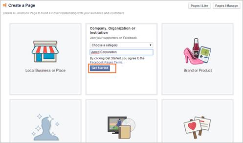 Cara Membuat Halaman FanPage Facebook 05