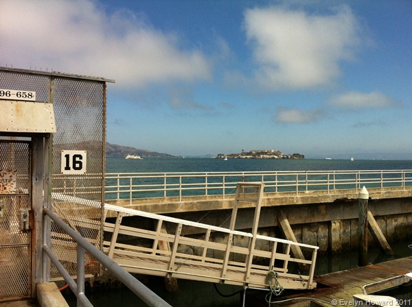 ALcatraz Island © Evelyn Howard 2011