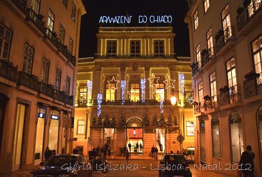 Glória Ishizaka - Lisboa - Luzes de Natal - 29