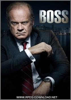 4f62bc726ea6e Boss 1ª Temporada Completa Legendado RMVB HDTV