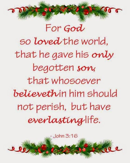 He is the gift