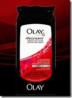 Olay Regenerist Cleansing Cloths