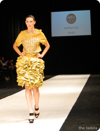 Joshua Lau - AGFW Fashion Show 2012 (1)