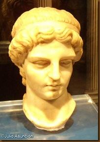 La Dama de Calahorra - Museo de la romanización - Calahorra