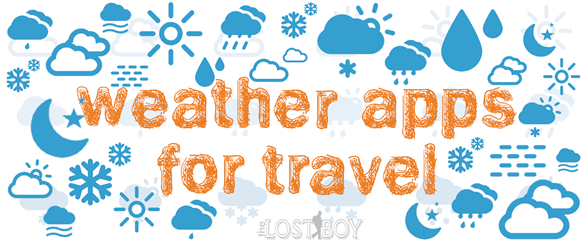weather apps for travel
