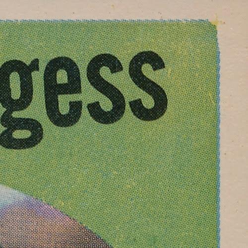 1959 Topps 432 Smoky Burgess variation