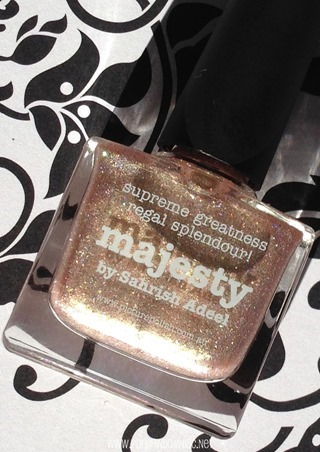 Picture Polish Majesty Bottle Shot