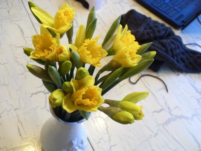 Blomster fra Anders