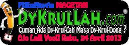 Wujudkan Pilkada Magetan 2013 Yang Damai dan Bersih bersama Dykrullah.com