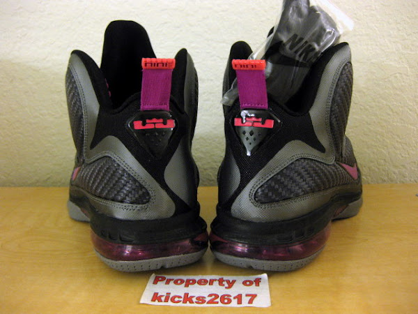 Upcoming Nike LeBron 9 8220Miami Nights8221 Also With 2 Sets of Laces