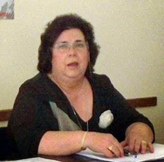 Η Ευανθία Γαΐτανίδου υποψήφια Περιφερειάρχης με την Αντικαπιταλιστική Αριστερά στα Ιόνια