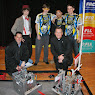 First Tech Challenge Robotics team qualifier at Kennedy Catholic High School