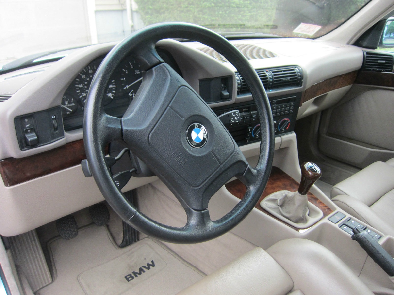 Fourtitude ebay fotd 1995 bmw 540i with only 21k miles httpbit1hdevpp sciox Image collections