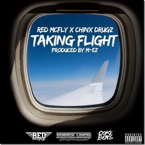 redmcfly-takingflight