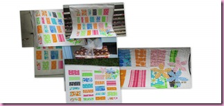 New Beginnings mini quilt