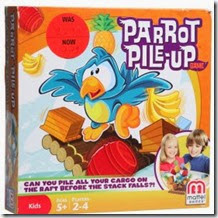Amazon: Buy Mattel Parrot Pile-Up Game at Rs.395 only