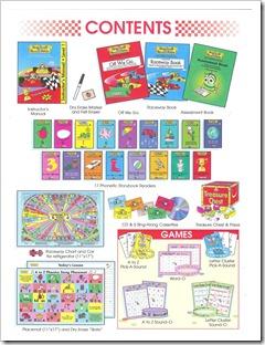 Sing Spell Read & Write Level 1 Kit