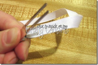 How to Line a Clip (3)