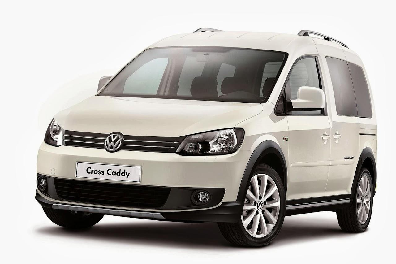 Yeni Volkswagen Cross Caddy Türkiye'de satışa sunuldu