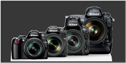 Daftar Harga DSLR Nikon