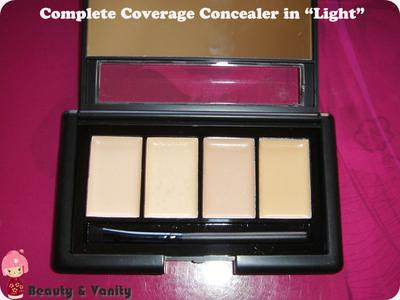 "ELF Studio Complete Coverage Concealer in ""Light"""