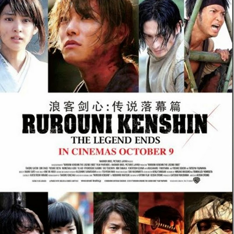 MOTD: Rurouni Kenshin: The legend ends Live Action Movie