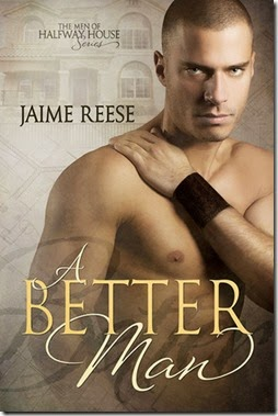 A Better Man_Book 1_Cover