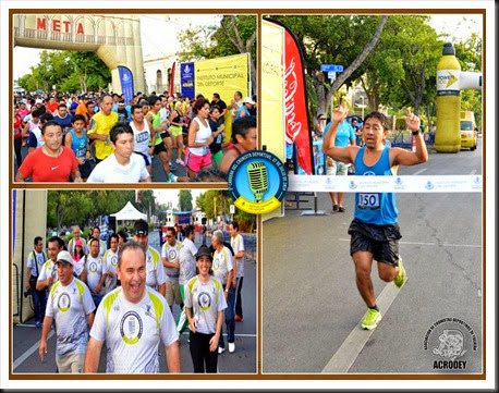 Collage Carrera Cronistas 2014