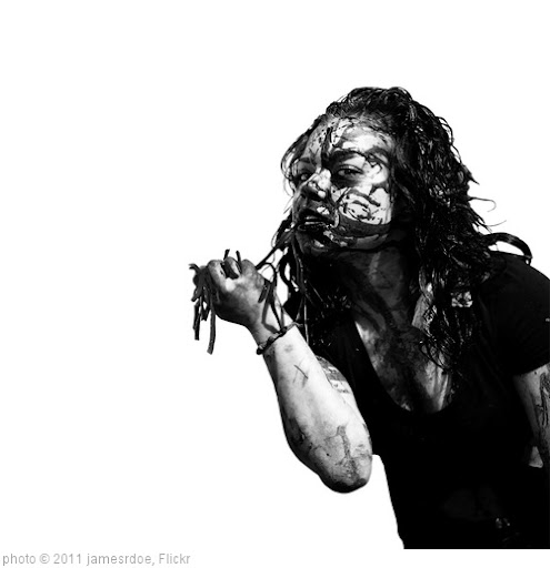 'Glamour Zombie' photo (c) 2011, jamesrdoe - license: http://creativecommons.org/licenses/by-nd/2.0/