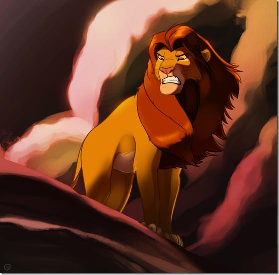 El Rey León,The Lion King,Simba (16)