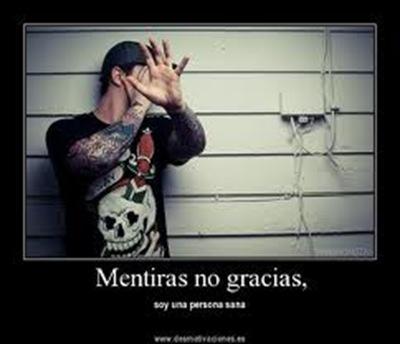 MENTIRAS NO GRACIAS 2