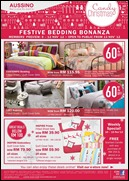 Aussino Festive Bedding Bonanza Branded Shopping Save Money EverydayOnSales