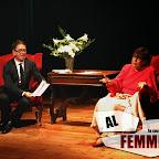 "Al Femminile 2013 - Teatro - Franca Valeri e Pino Strabioli presentano ""Parliamone"""