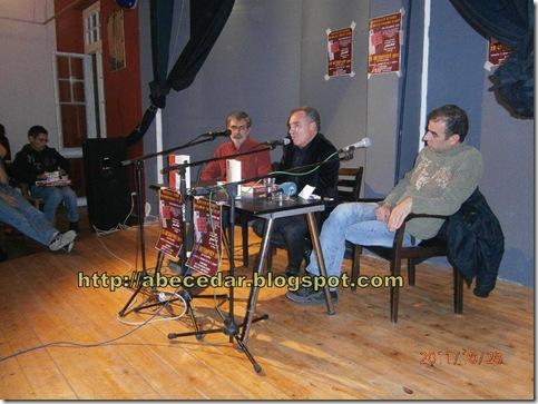 Παρουσίαση του Σύγχρονου Μακεδονικού-Ελληνικού Λεξικού στην Αθήνα.