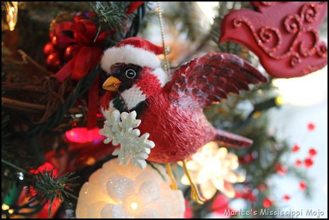 Bird Snowflake