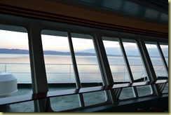 MS Nordkapp Panorama Lounge Windows