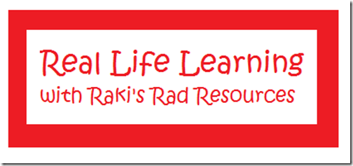 Real life learning with the teachable from Raki's Rad Resources