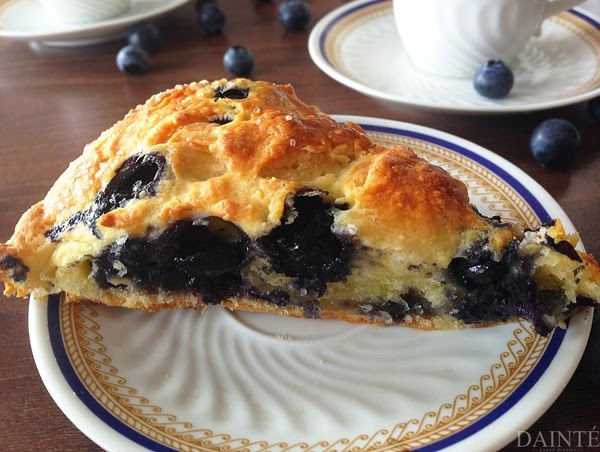 Blueberry Brie Scones Dessert Recipe Dainte Lifestyle Blog