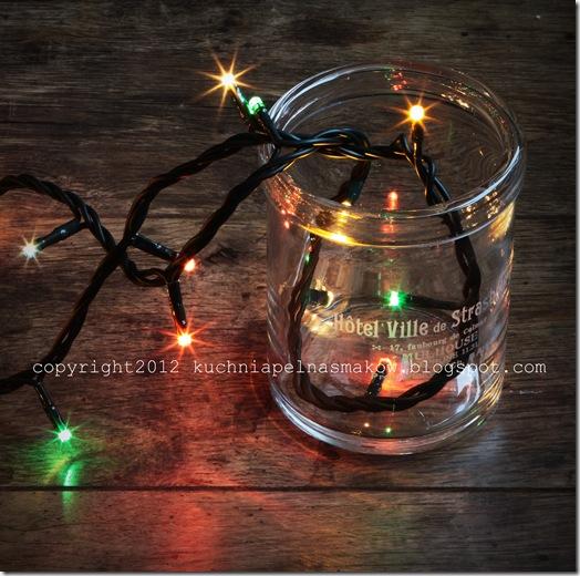 lampki choinkowe