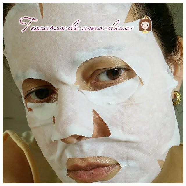 Máscara facial SKINLITE