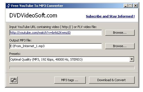 Descargar Free YouTube to MP3 Converter gratis