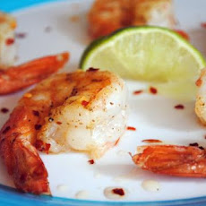 Gambas Pil-Pil -- Chili Shrimp (Spain)