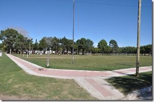 Plaza Eva Perón de Villa Clelia