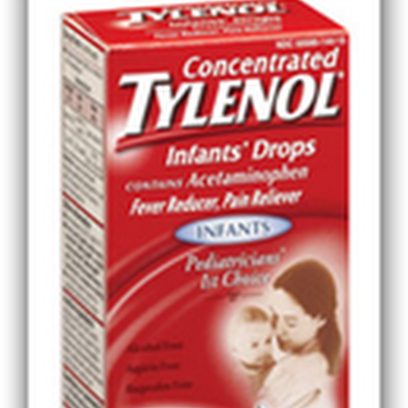 Johnson and Johnson Recalls Infants Tylenol As Bottle Design Created A Few Issues