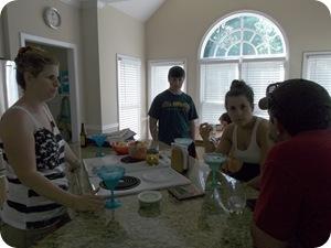 Lisa, Patrick, Tara & Aaron