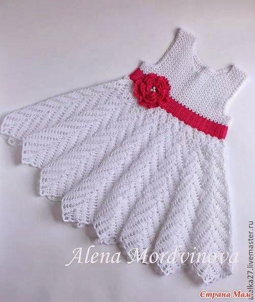 Hermoso vestido blanco o el color que más les guste ;) otra idea a ...